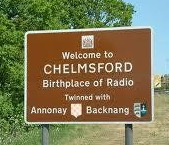 Chelmsford birthplace of radio