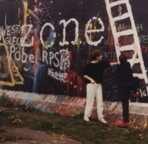 Berlin Wall 1983