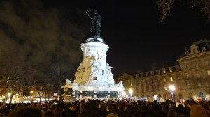 Place de la Republique Charlie (1)