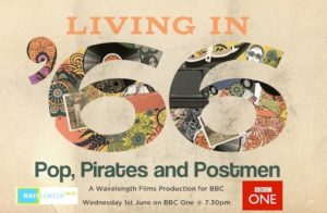 Living in '66 - Pop, pirates and postmen BBC image