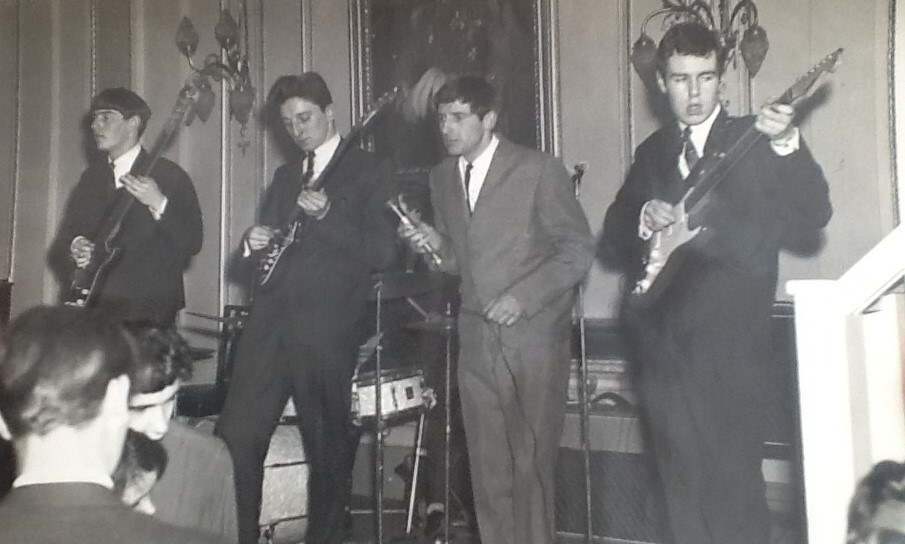 Mark Shelley and the Deans in the 60s
