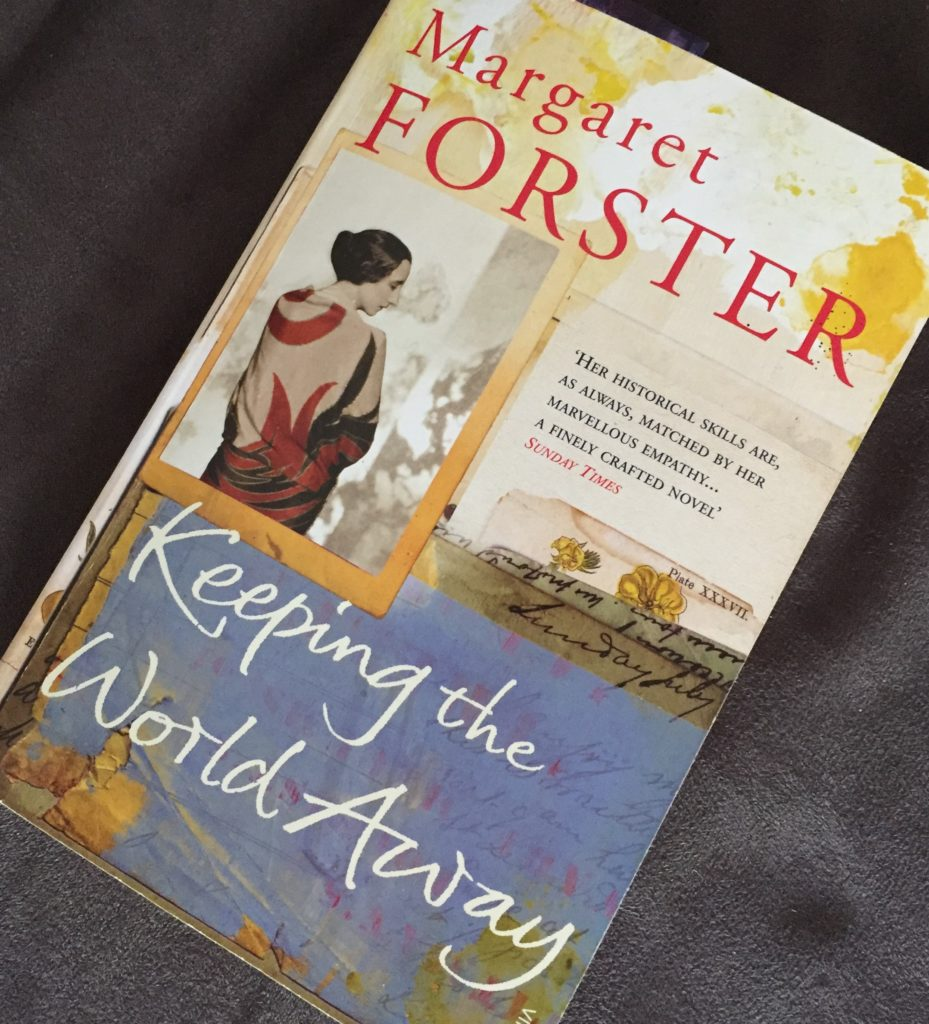 Cover of Keeping the World Away by Margaret Forster