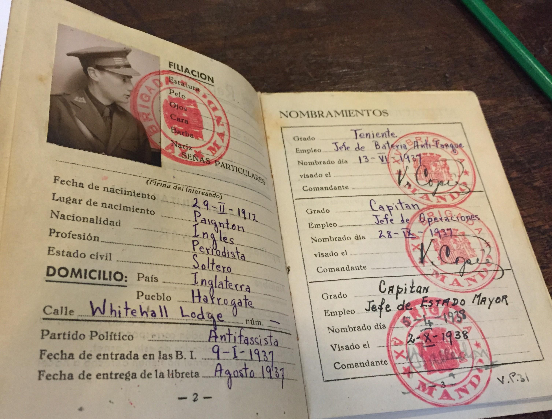 Bishopsgate Spanish Civil War (12)