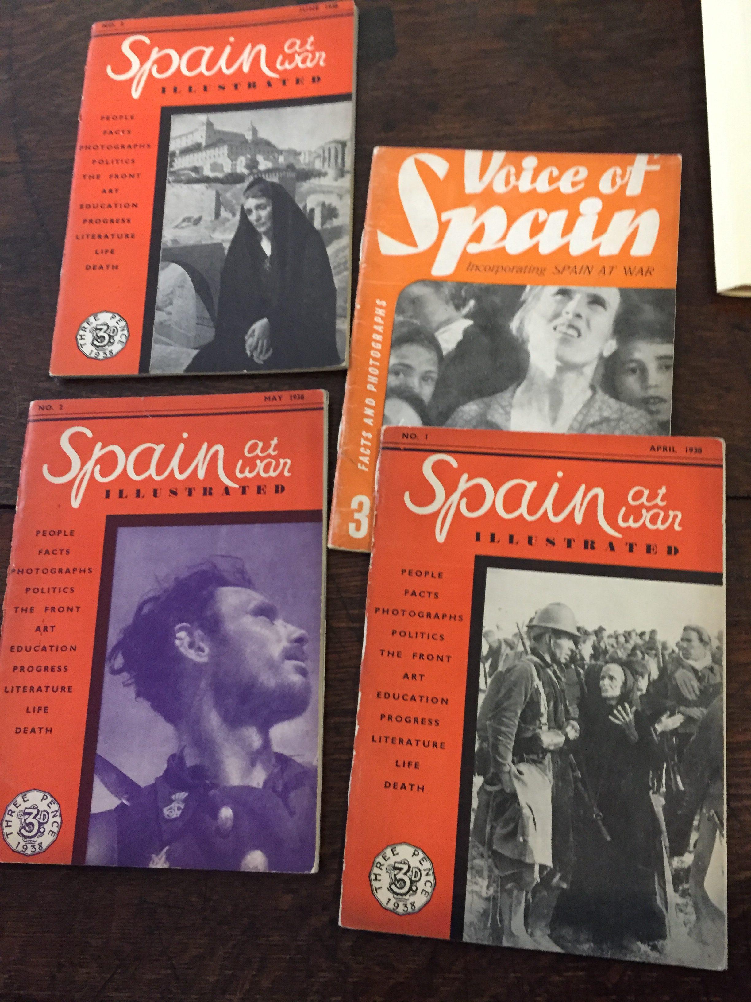 Bishopsgate Spanish Civil War (3)