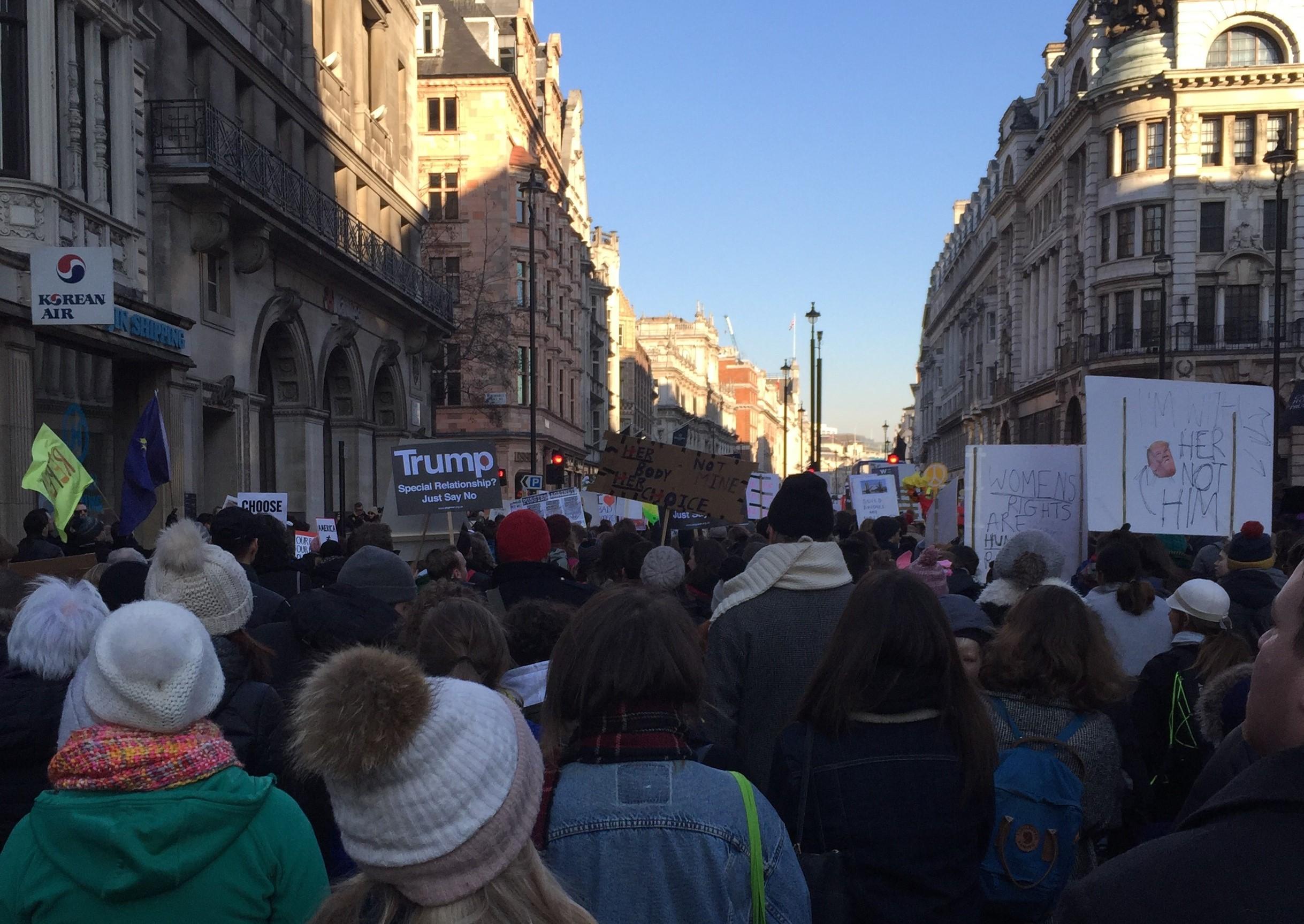 Women's March 21 January 2017 (21)